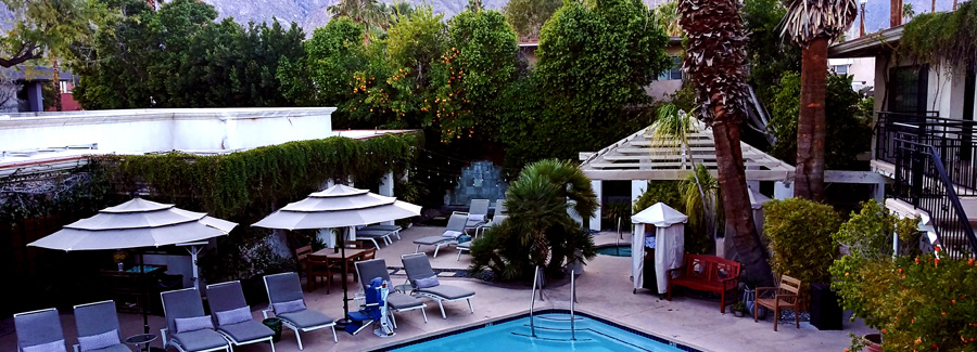 East Canyon Hotel + Spa, Palm Springs, CA
